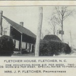 Fletcher House Postcard