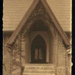 Calvary Episcopal Church Entrance